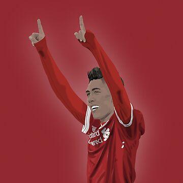 Roberto Firmino - Liverpool by talklfcpodcast