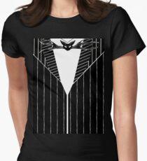 Jack Skellington Tailliertes T-Shirt für Frauen