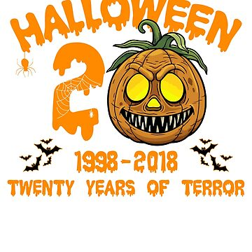 20 Year Halloween by teerich