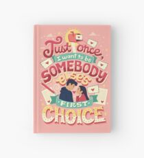 First Choice Hardcover Journal