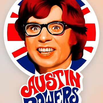 Austin Powers by GiGi-Gabutto