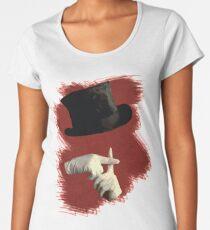 I Write Sins Not Tragedies Women's Premium T-Shirt