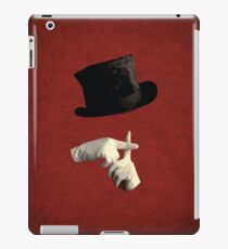 I Write Sins Not Tragedies iPad Case/Skin