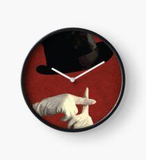 I Write Sins Not Tragedies Clock