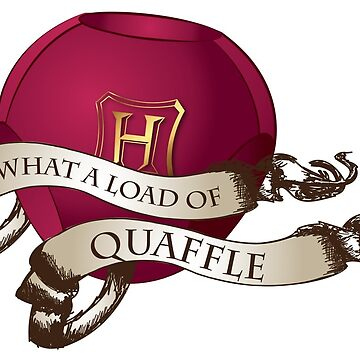 what a load of Quaffle by blurbox