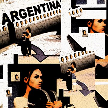 Argentina Safety Card by MKienhuis