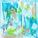 Surfs Up! Abstract by Niki Jackson by Niki Jackson