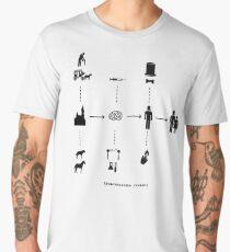 Filmology - frankenstein jr. Men's Premium T-Shirt