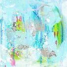 Under the Sea Abstract by Niki Jackson by Niki Jackson