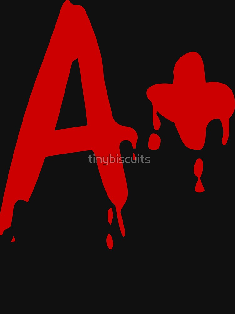 Blood Group A+ Positive #Horror Hospital by tinybiscuits