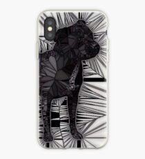 Staffordshire Bull Terrier Mosaic iPhone Case