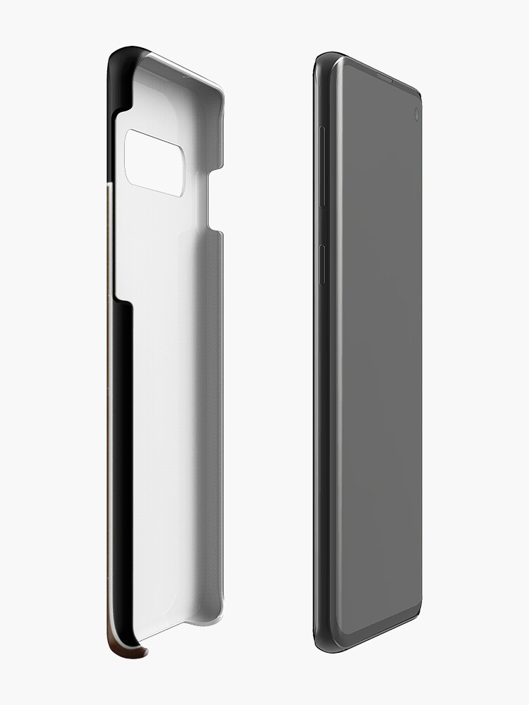 Alternate view of The Bookworm, by Carl Spitzweg Case & Skin for Samsung Galaxy