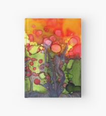 Release - Abstract Painting Hardcover Journal