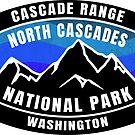 North Cascades National Park Washington by MyHandmadeSigns