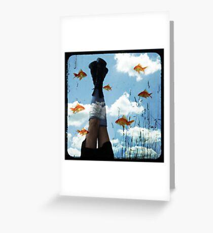 Bubbledreams Greeting Card