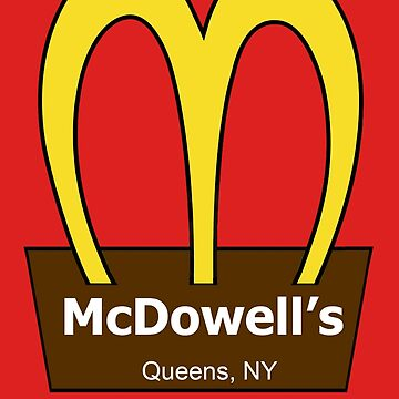 Coming To The States: McDowell's by Noveltee-Shirts
