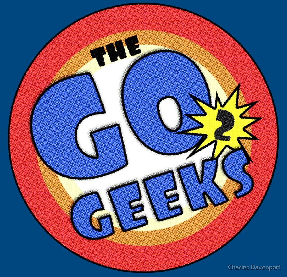 The Go2Geeks by Charles Davenport