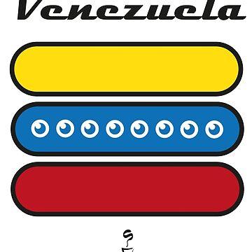 Venezuela el ingrediente secreto by EIS-DESIGN