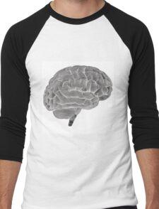 Brain Men's Baseball ¾ T-Shirt