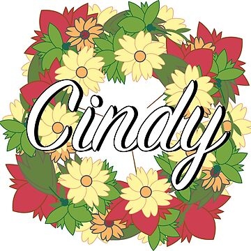 Cindy - Flower Wreath by Nevl