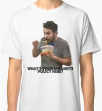Spaghetti Policy? Classic T-Shirt
