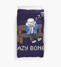 Lazy Bones- Undertale Sans Bettbezug