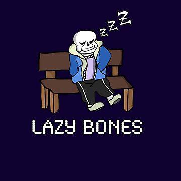 Lazy Bones- Undertale Sans by omgitsdex