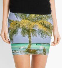 Sittin' in the morning sun Mini Skirt