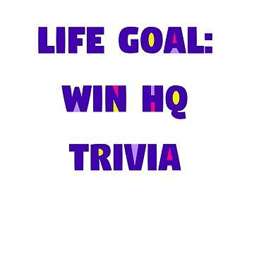 Life Goal: Win HQ by imaginationcat