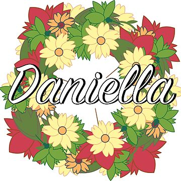 Daniella - Flower Wreath by Nevl