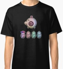 Time Traveleing Soulbots Classic T-Shirt