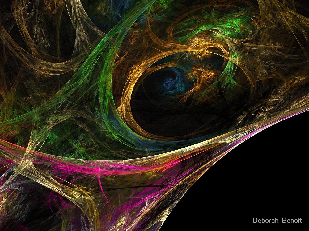 Dream Channel by Deborah  Benoit