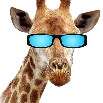 Groovy Giraffe by cpinteractive