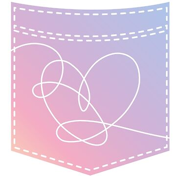 BTS LOVE YOURSELF ANSWER LOGO HEART by ohsenshine