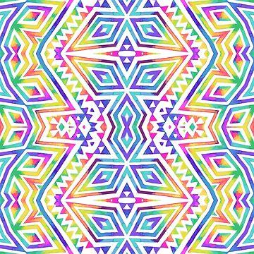 Tribal kaleidoscope. by belokrinitski