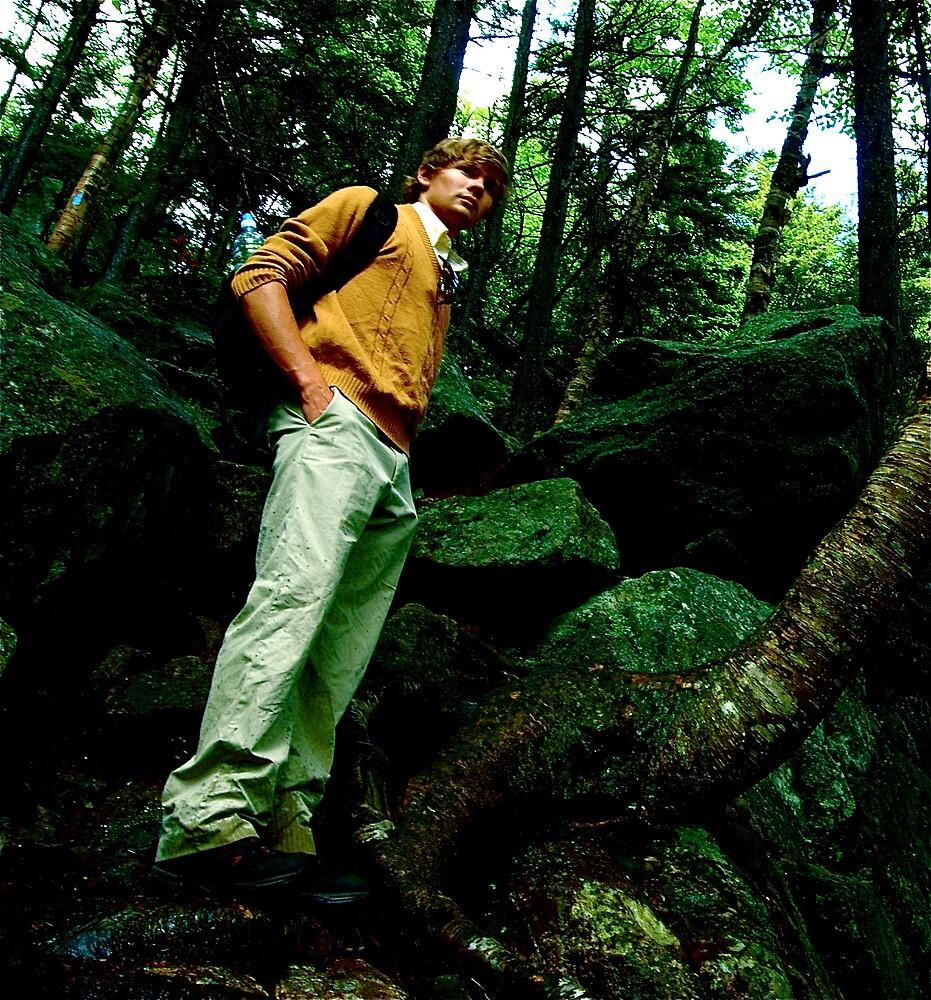 BAMF Hiking 101 by Ashley L. Turner