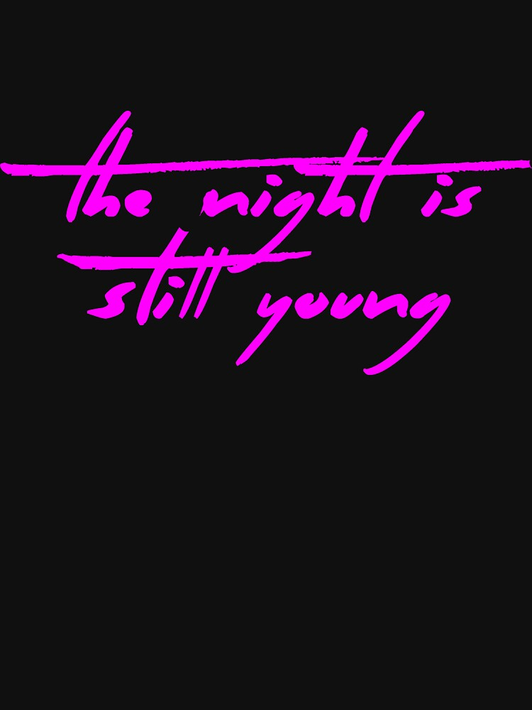 The Pinkprint: The Night Is Still Young [Song Titile] by ZVCHWILLIAMS