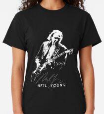 Neil Young-Rust schläft nie - Musik, Folk, Rock Classic T-Shirt