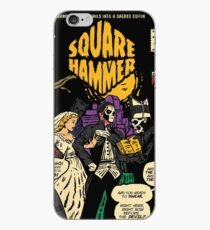 Square Hammer - Ghost Comic Series iPhone Case