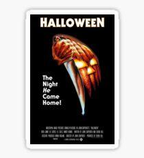 Halloween 1978 Poster Sticker