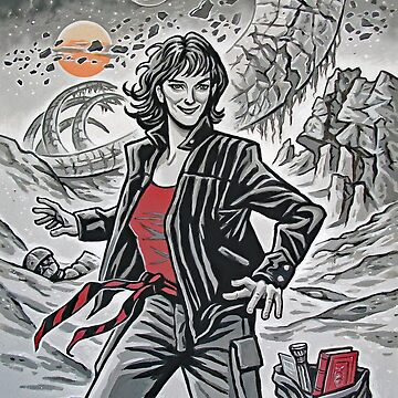Bernice Summerfield by rainesz