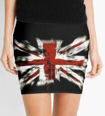 Union Jack Mini Skirt