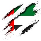 "United Arab Emirates ""Tearing A New One"" by BlackCheetah"