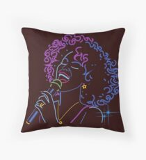 Jazz Singer Floor Pillow