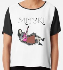 Mitski - North American Tour Icon Chiffon Top