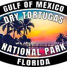 Dry Tortugas National Park Florida by MyHandmadeSigns