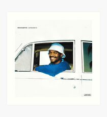 SATURATION II (highest res) Art Print