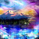 Mount Baker by Todd Jumper
