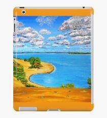 Dune beach Sandbanks Ontario iPad Case/Skin