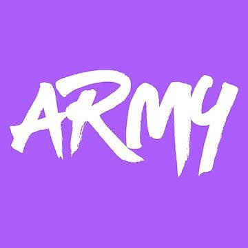 I Love BTS & I am ARMY! by InniCo